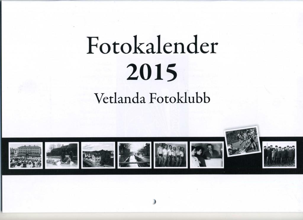 Kalender 2015 Omslag