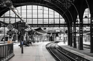 Stationen av Ulrika Höglind